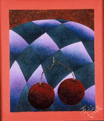 Cherry Picker - SOLD