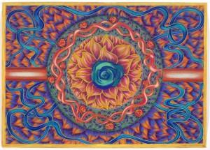 Pastel on Paper, 70x50cm -SOLD