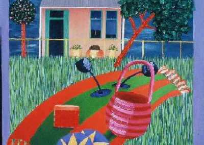 Picnic out the front - SOLD