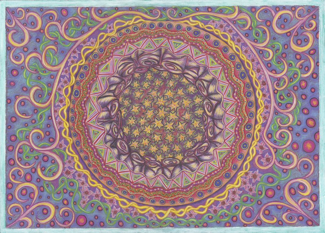 The Mandala in Life | Angela Frizz Kirby